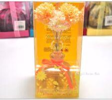 Vanilla Fragrances Oil Carnation Flower Diffuser 100ml 3.4fl oz Nice Gift Set