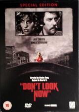 A VENEZIA UN DICEMBRE ROSSO SHOCKING DON'T LOOK NOW Roeg DVD Christie Sutherland