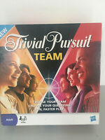 Trivial Pursuit Team Edition Game By Hasbro 2009 Free Post