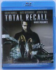 Total Recall - Blu-Ray (2 discs) - Colin Farrell, Kate Beckinsale, Jessica Biel