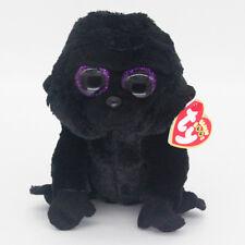 "Hot sales! Ty Beanie Boos 6"" George Reg Stuffed Animal Plush Toys Child Gifts"