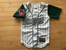 Fort Wayne Tin Caps Boys Jersey Jersey Minor League Baseball Sz S Youth