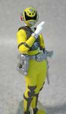 Dekaranger GASHAPON Figure Deca Yellow Swat Power Rangers S.P.D. BANDAI sentai