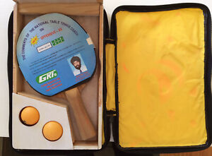 Vintage Ping Pong Table Tennis Set NEW