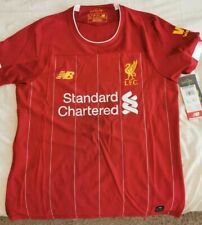 New Balance LIVERPOOL HOME JERSEY Authentic Women's Size 10 New With Tags