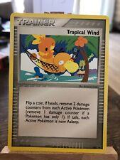 Tropical Wind Black Star Promo #026 NM Pokemon Card