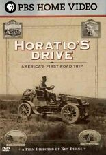 Ken Burns Horatio's Drive With Keith David DVD Region 1 841887051347
