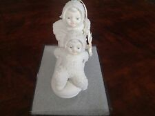 """DEPT 56 ~ SNOWBABIES ~ """"ONE, TWO, HIGH BUTTON SHOE"""""""