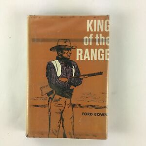King of the Range by Ford Bowne Arcadia House