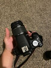 Canon EOS Rebel T5i / EOS 700D 18.0MP Digital SLR Camera - Black (Kit w/ IS STM