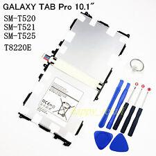 """OEM Batterie T8220E Pour Samsung GALAXY TAB Pro 10.1"""" SM-T520 SM-T521 SM-T525"""