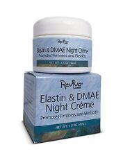 Reviva Labs Elastin DMAE Night Cream 1.5oz, for Firmer Looking Skin!!!