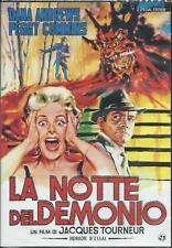 La notte del demonio (1958) DVD