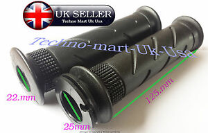 NEW UNIVERSAL MOTORBIKE BRITISH MODELS THROTTLE HANDLE BAR GRIPS OPEN ENDS