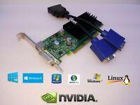 Dell Precision R5400 T3500 T7500 T9500 NVIDIA Dual VGA 2 Monitor Video Card