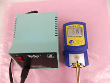 WELLER WTCPS SOLDERING STATION *TESTED*