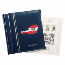 LEUCHTTURM SF-Vordruckalbum ÖSTERREICH Band II  1945-1979 blau (313289)