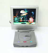 V-Saturn Victor Saturn Sega Game Console Gray RG-JX1 Working Japan Excellent ++