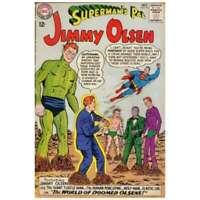 Superman's Pal Jimmy Olsen (1954 series) #72 in VG minus cond. DC comics [*el]
