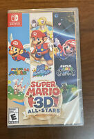 Super Mario 3D All-Stars - Nintendo Switch Brand New Factory Sealed
