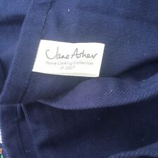 Jane Asher Chef S Apron Navy Blue