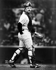 THURMAN MUNSON CAPTAIN CATCHER New York Yankees c.1976 Premium POSTER Print