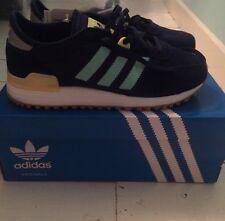 Blue Adidas Originals Shoes Size 4