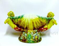 Unboxed Earthenware 1920-1939 (Art Deco) Majolica Pottery