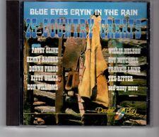 (HN894) 25 Country Greats, Blue Eyes Cryin' In The Rain - CD