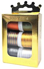 Madeira Anniversary Crown Box Rayon 40 Multicolor Embroidery Thread