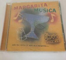 Margarita Musica CD Chevy's Fresh Mex