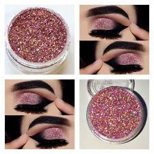 Carnival Rose Holo Laser Glitter Eyeshadow Powder Dust Nails Body Hair  5ml Pot