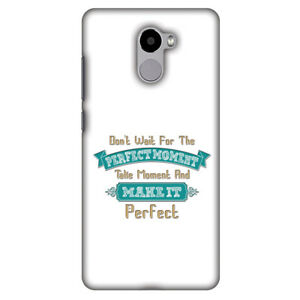 Make Perfect Moment HARD Protector Case Snap On Slim Phone Cover Accessory