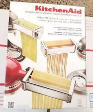 Kitchenaid KPRA Pasta Roller & Cutter Set- 3 Piece