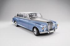 Kyosho Rolls-Royce Phantom VI Blue/Silver 1/18