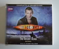 Doctor Who: The Deviant Strain - Audiobook - 6CDs