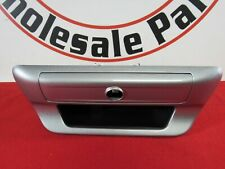 DODGE RAM 1500 DT Billet Silver Metallic Tailgate Handle NEW OEM MOPAR