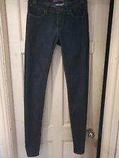 Dark blue skinny New Look jeans. Size 10 Tall