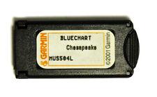 Garmin BlueChart Chesapeake MUS504L Data Card Marine Chart - 010-C0058-00