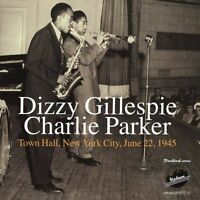 Town Hall, New York City, June 22, 1945 by Dizzy Gillespie (CD, Jun-2005, Uptown