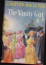 The Vanity Girl by Compton MacKenzie HC DJ 1954 MacDonald