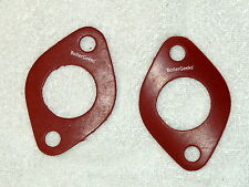 (2) TACO circulator pump flange gaskets/ circulator flange gaskets GREAT QUALITY