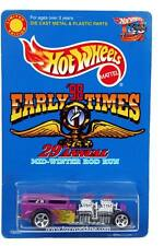1998 Hot Wheels Early Times '98 Mid-Winter Rod Run Way 2 Fast Limited Edition