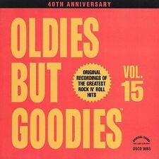 Oldies But Goodies, Vol. 15