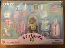 Krissy Baby Layette Sister Of Barbie 26806 NEW
