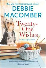 Twenty-one Wishes Blossom Street Novel by Debbie Macomber Paperback Book