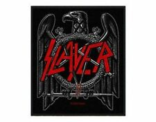 SLAYER black eagle 2009   - WOVEN SEW ON PATCH - free shipping