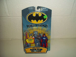 WORLD OF BATMAN AQUA SLED BATMAN MOC