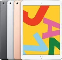 """NEW Apple iPad 7th Generation 10.2"""" Retina Display 32GB Wifi Touch ID"""