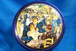 Decorative 5 pound Cookie Tin